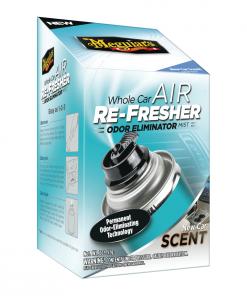 Meguiars Air Refresher New Car Fahrzeugshine Geruchsentferner Klimaanlagenreiniger