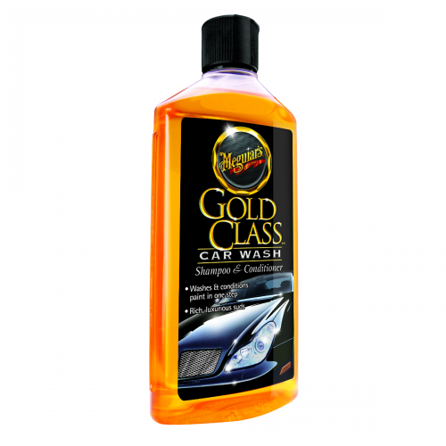 Meguiars Gold Class Car Wash Shampoo and Conditioner Fahrzeugshine Autoshampoo