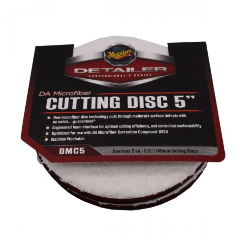 Meguiars Cutting disc 5 Polierpad