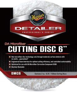 Meguiars cutting disc 5 polierpad Fahrzeugshine