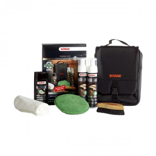 Sonax Premiumclass Lederpflegeset Lederpflege Set Fahrzeugshine