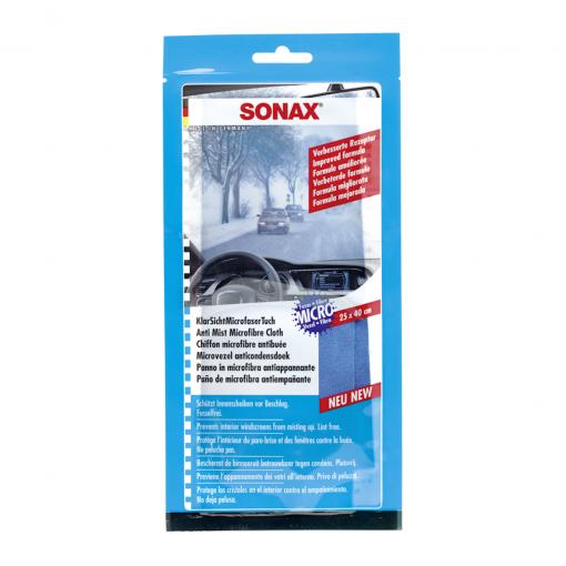 Sonax Klarsicht-Mikrofasertuch Fahrzeugshine Mikrofaser