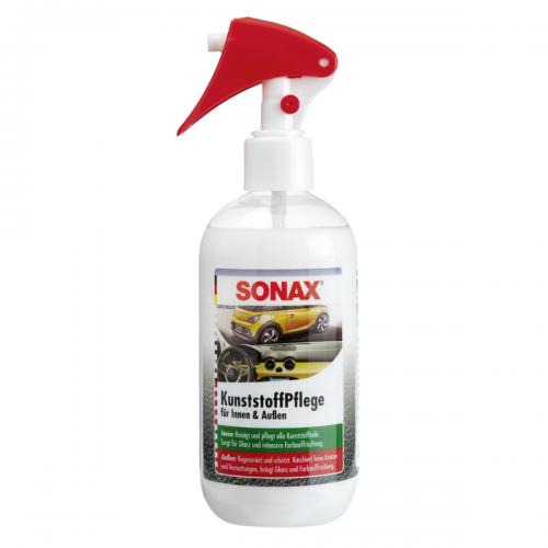 Sonax Kunststoffpflege Innen Außen Kunststoffpflege Fahrzeugshine