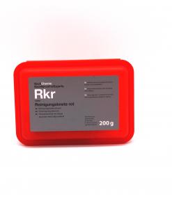 Koch Chemie Reinigungsknete Rot Knete Fahrzeugshine