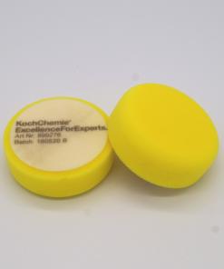 Koch Chemie Schleifschwamm Gelb Mittelhart Polierpad Fahrzeugshine