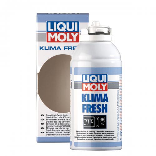 Liqui Moly Klimaanlagendesinfektion Klimaanlagenreiniger Fahrzeugshine