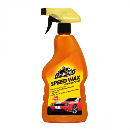 Armor All Speed Wax Spray Detailer Sprühwachs Fahrzeugshine