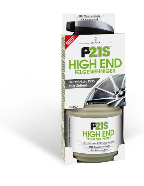 DrWack P21S HIGH END Felgenreiniger Fahrzeugshine
