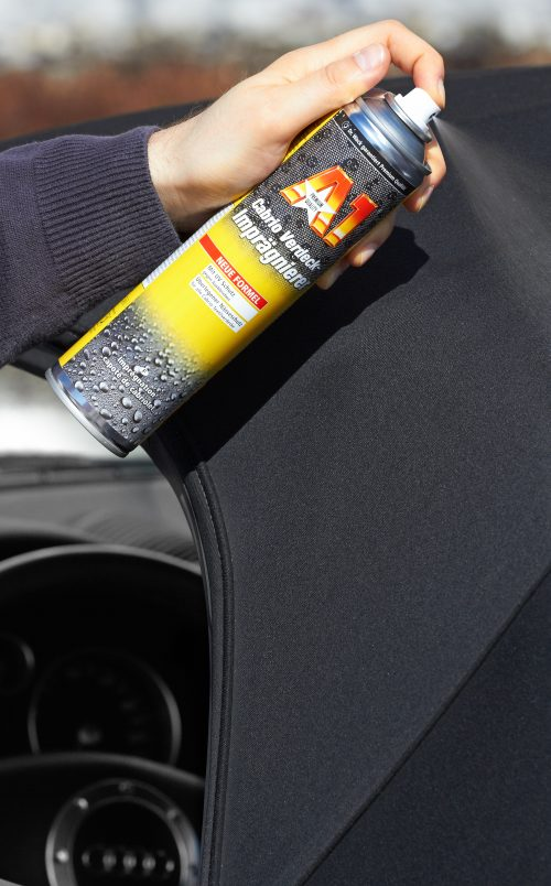 Dr. Wack Chemie A1 Cabrioverdeck Imprägnierer Cabriopflege Fahrzeugshine