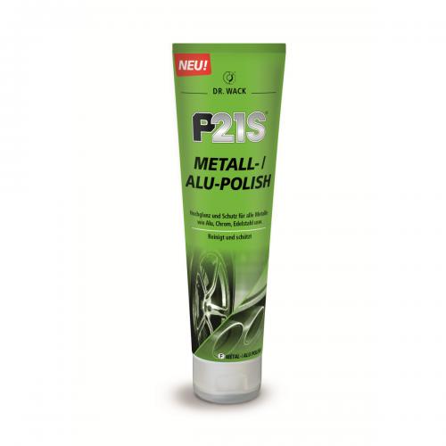 Dr Wack Chemie P21-S Metall Alu Polish Politur Fahrzeugshine