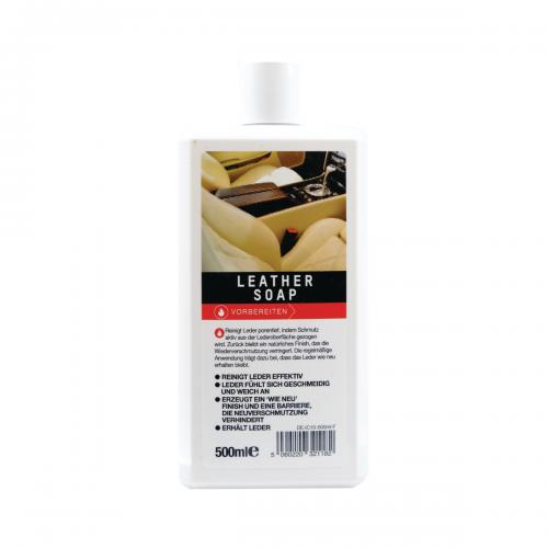 ValetPRO Leather Soap Lederreiniger Fahrzeugshine