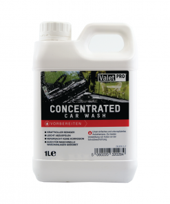 ValetPRO Concentrated Car Wash Autoshampoo Fahrzeugshine
