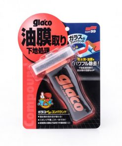 SOFT99 Glaco Glass Compound Roll On Scheibenpolitur Fahrzeugshine Autopflege Shop
