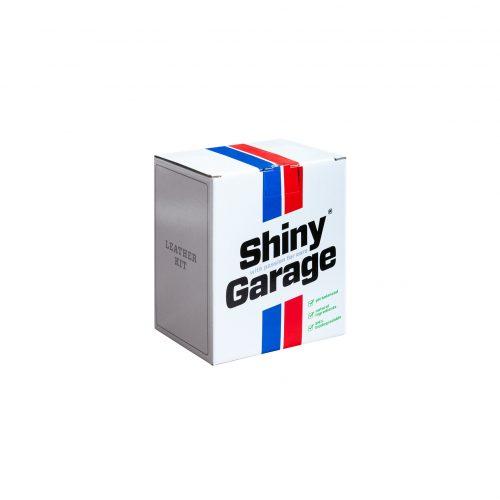Shiny Garage Leather Kit Soft Lederpflege Fahrzeugshine