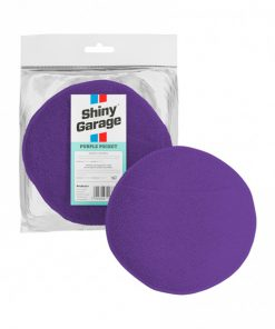 Shiny Garage Purple Pocket Mikrofaser Applikator