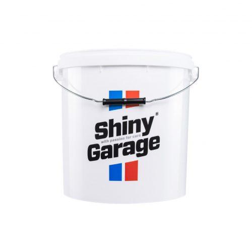 Shiny garage Wascheimer Weiß 20L Eimer Fahrzeugshine