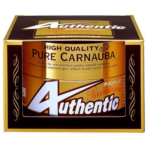 Soft99 Authentic Premium Pure Carnauba Wax Autowachs Fahrzeugshine