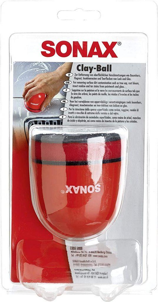Sonax Clay Ball Knetball Fahrzeugshine