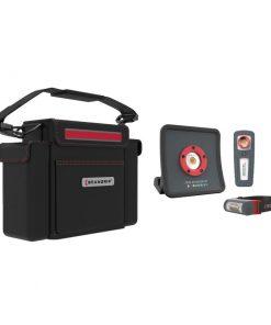 Scangrip Detailing kit essential Arbeietsleuchten Fahrzeugshine