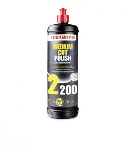 Menzerna Medium Cut Polish 2200 Politurpaste Fahrzeugshine