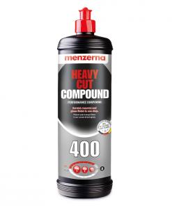 Menzerna Heavy Cut Compound 400 Politurpaste Fahrzeugshine