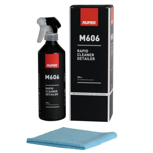 Rupes M606 Rapid Cleaner Detailer Detailer Fahrzeugshine