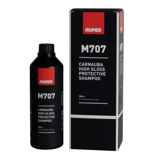 Rupes M707 Carnauba High Gloss Protective Shampoo autoshampoo Fahrzeugshine