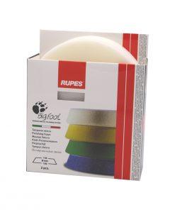 Rupes Polierpad Weiß Ultrafine Fahrzeugshine