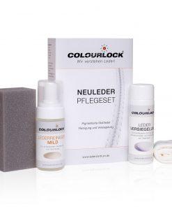 Colourlock Neuleder Pflegeset Mild Lederpflege Fahrzeugshine
