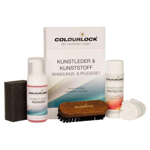 Colourlock Kunstlederpflegeset Kunstlederpflege Fahrzeugshine