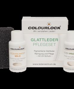 Colourlock Glattleder Pflegeset Mini Fahrzeugshine Lederpflege