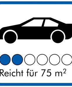 Cleanextreme Glasreiniger Scheibenreiniger mit Versiegelung Fahrzeugshine