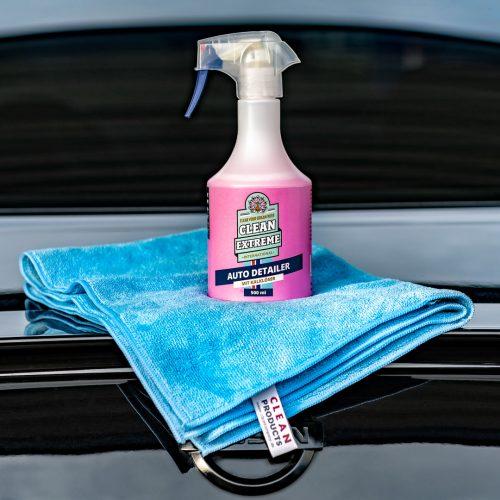 Cleanextreme Autodetailer Kalklöser Lackpflege Fahrzeugshine