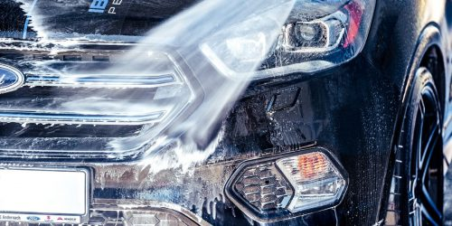 CleanExtreme Autoshampoo 4 in 1 Autoshampoo Fahrzeugshine
