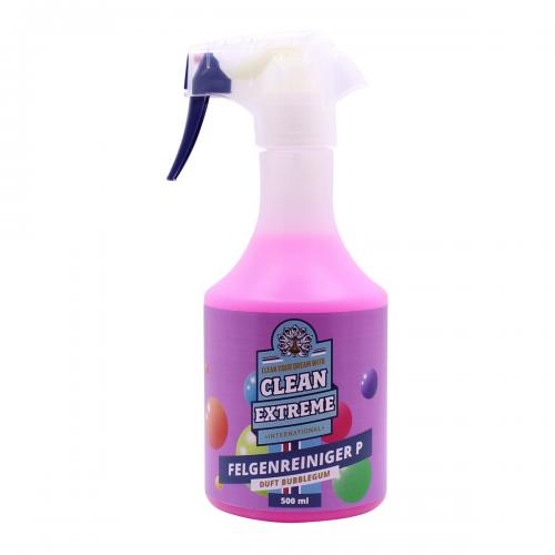 Cleanextreme Felgenreiniger P Bubblegum Felgenreiniger