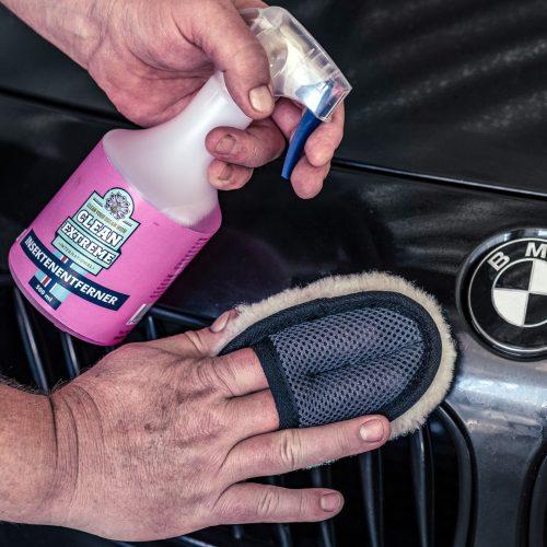 CleanExtreme Insektenentferner Insektenentferner Fahrzeugshine