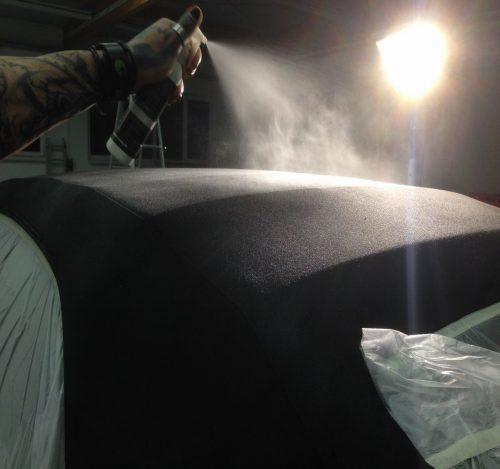Cleanextreme Protect i Imprägnierung Cabrioverdeck Cabrio Fahrzeugshine