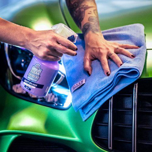 Cleanextreme Matt Pflege Folie Lack Versiegelung Detailer Fahrzeugshine