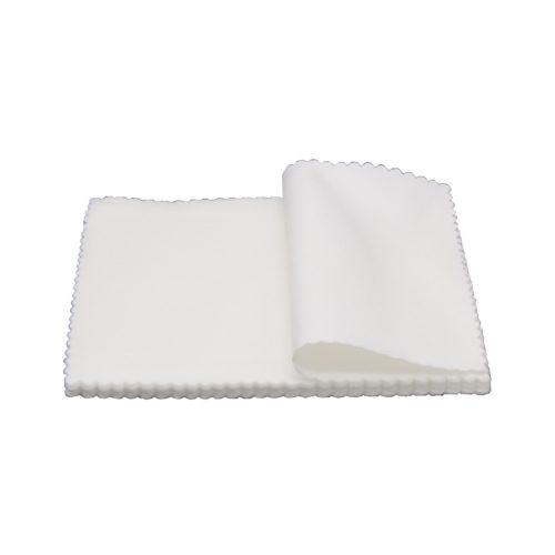 Stevanic Applikatortuch Weiß Fahrzeugshine