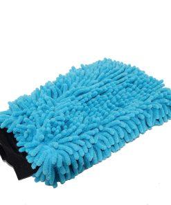Microfaser Waschhandschuh Fahrzeugshine