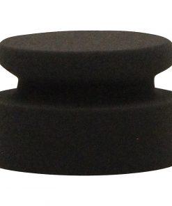Handpolierpad schwarz Medium Polierpad