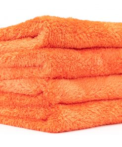 The Rag Company Eagle Edgeless 500 Orange Mikrofasertuch randlos 1