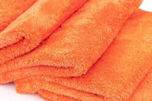 The Rag Company Eagle Edgeless 500 Orange Mikrofasertuch randlos 2
