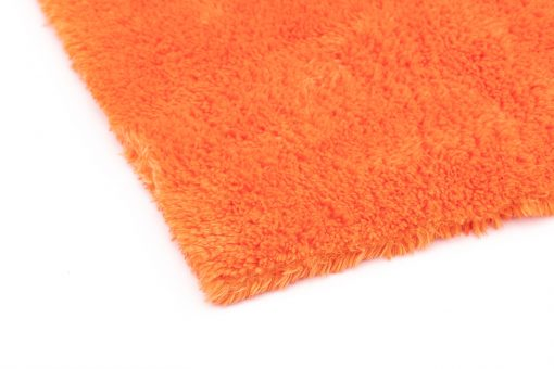 The Rag Company Eagle Edgeless 500 Orange Mikrofasertuch randlos 3