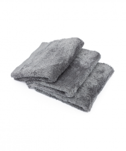 The Rag Company Eagle Edgeless 600 Grey Mikrofasertuch randlos Fahrzeugshine