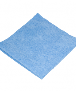 The Rag Company Eagle Edgeless 300 Mikrofasertuch Blue