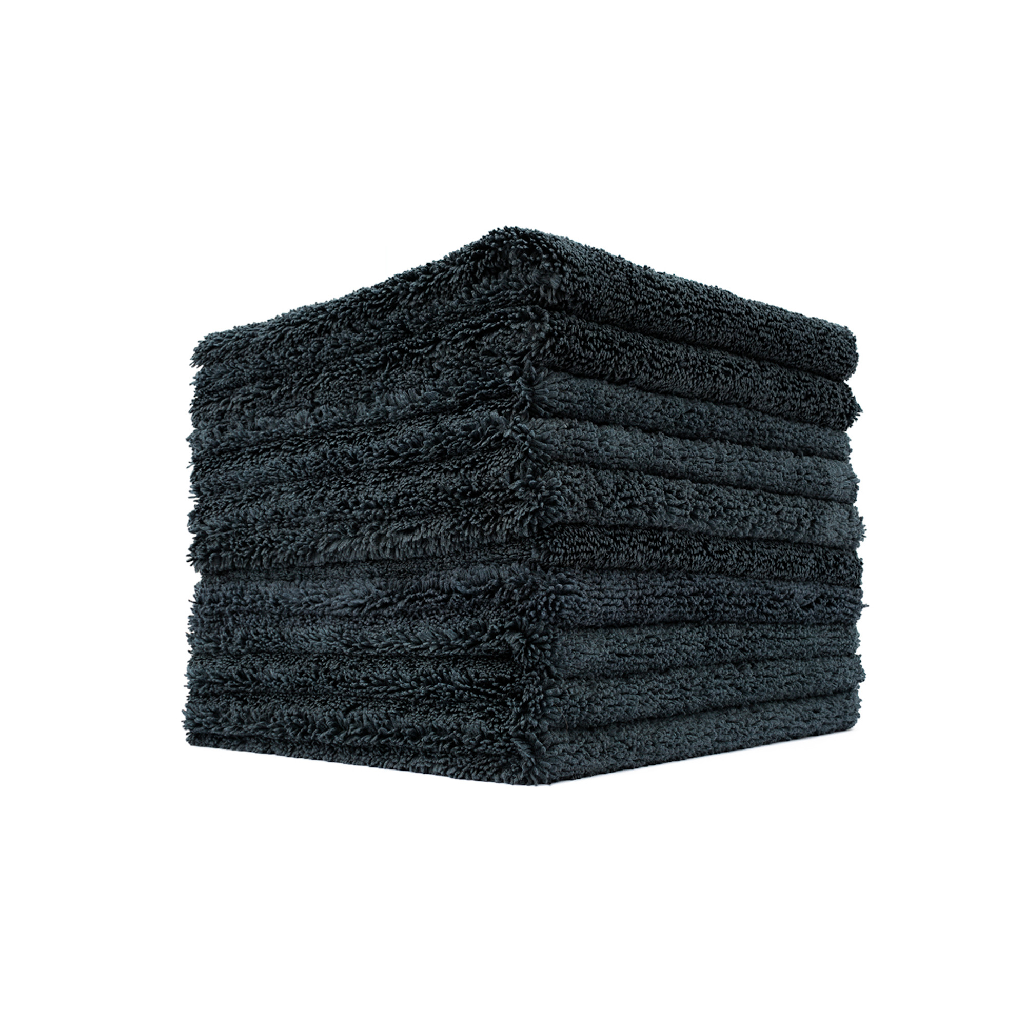 The Rag Company Creature Edgeless Dual Pile (Schwarz)