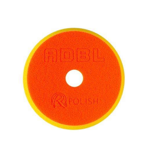 ADBL roller pad da polish Polierpad r135-150mm gelb 5 Polierpad Fahrzeugshine