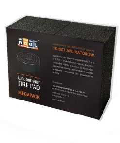 ADBL One Shot Tire Pad Fahrzeugshine Applikatorschwamm