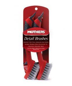 Mothers Detail Brushes Bürste Fahrzeugshine